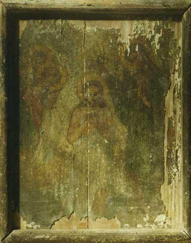Реставрация картин, икон.